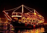 Dhow Cruise Dinner Dubai Creek