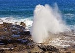 Opaeka'a falls, Tree Tunnel, Poipu Coast, Spouting Horn, Historic Koloa Town