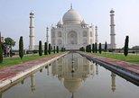Sunrise Taj Mahal and Agra City Tour