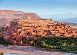 Day trip to Ouarzazate, Atlas Mountains and Unesco Kasbahs from Marrakech