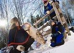 Lapland Snowmobile Safari To Reindeer Farm From Rovaniemi