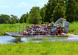 Florida Everglades Airboat Tour and Wild Florida Admission with Optional Lunch