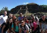 Following the maya path in El Salvador : Tazumal, Casablanca, Chalchuapa
