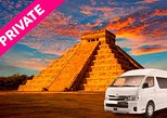 Chichen Itza, Cenote and Valladolid All-Inclusive Private Tour from Riviera Maya