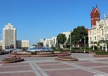 Auto-walking Minsk City Tour: Minsk old and new