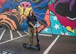 Street Art Instagram Tour on E-Scooter