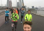 Running tour with the highlights of Rotterdam