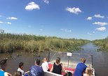 Indian Village & Everglades with Airboat English/German