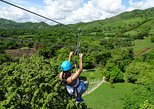 Glide and Ride Adventure from Puerto Plata
