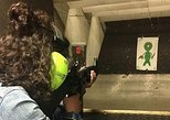 Shoot The Wall Package at the Gun Store