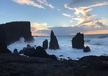 Stopover food, drink & sightseeing tour on Reykjanes Peninsula