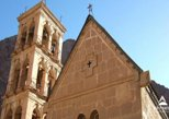 Mount Sinai & St.Catherine Monastery from Sharm El Sheikh