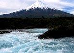 Petrohue Waterfalls & Osorno Volcano Half-Day Tour