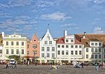 2-hour private tour of Tallinn with transport