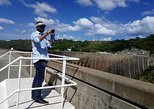 Kariba Dam wall day visit