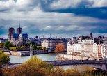 Private 4hr walking tour of Paris including Latin Quarter & Notre Dame de Paris