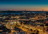 Lisbon at Night with fado dinner