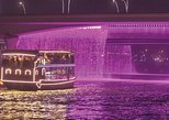 Luxury Canal Dinner Cruise (New Route) Including Complimentary Transfers