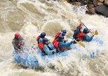 Clear Creek Intermediate Whitewater Rafting near Denver