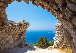 Rhodes Island Tour with pickups from Rhodes, Ixia, Ialyssos, and Kallithea