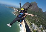 Paragliding Tandem Flight in Rio de Janeiro