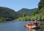 Klamath River 1-day Rafting and Kayaking trip