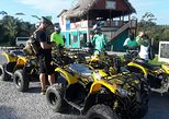 ATV snorkeling and lunch adventure