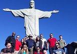 Südamerika - Brasilien: Ganztägige Stadtbesichtigung: Christusstatue, Zuckerhut und Zentrum