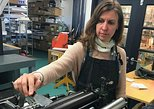 explore the letterpress workshop
