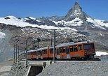 Zermatt, Matterhorn area & Gornergrat with private tourguide - from Zermatt