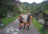 Canyoning Chamana-Baños de AguaSanta Ecuador