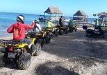 Roatan Mokeys and sloth hanout plust ATV Adventure