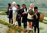 1 day Muong Hoa, Lao Cai, Ta Van trekking with lunch, tour guide, entrance fees