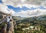 Guadalest & Algar springs. Alicante, ESPAÑA