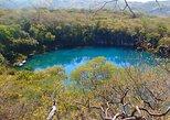 Cenotes Candelaria and Hoyo Cimarron.