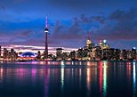 Toronto Inner Harbour Evening Cruise