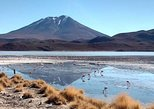 3D 2N Uyuni Salt Flats by flight from La Paz to Atacama, Chile