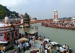 Private 2-Day Tour Haridwar and Rishikesh from New Delhi