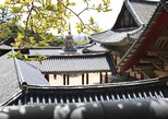 Private Gyeongju tour including Seokguram, Bulguksa and Tomb park from Busan