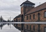Auschwitz and Birkenau Guided Tour with Hotel Pick Up from Krakow