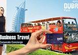 Dubaipass Ski Dubai Plus Ice Rink Admission with Sightseeing Bus Ticket
