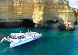 Catamaran Cruise: Caves and Coastline to Benagil