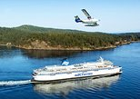 Seaplane Flight to Victoria with Whale Watching and Return by Ferry