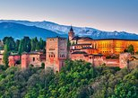Guided Tour of the Alhambra from Malaga and Costa del Sol