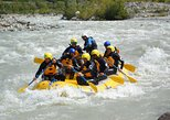 Valais Switzerland - White Water Rafting