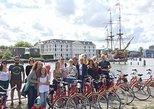 Fahrradtour in einer kleinen Gruppe durch das historische Amsterdam