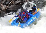 Advanced Whitewater Rafting in Clear Creek Canyon near Denver