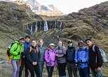 Alternative Inca Trail connection with Lares