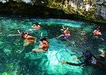 4 Different Cenotes & Private Beach
