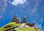 Private Day Trip to Kazbegi Mountain - Ananuri Fortress - Gudauri Ski Resort